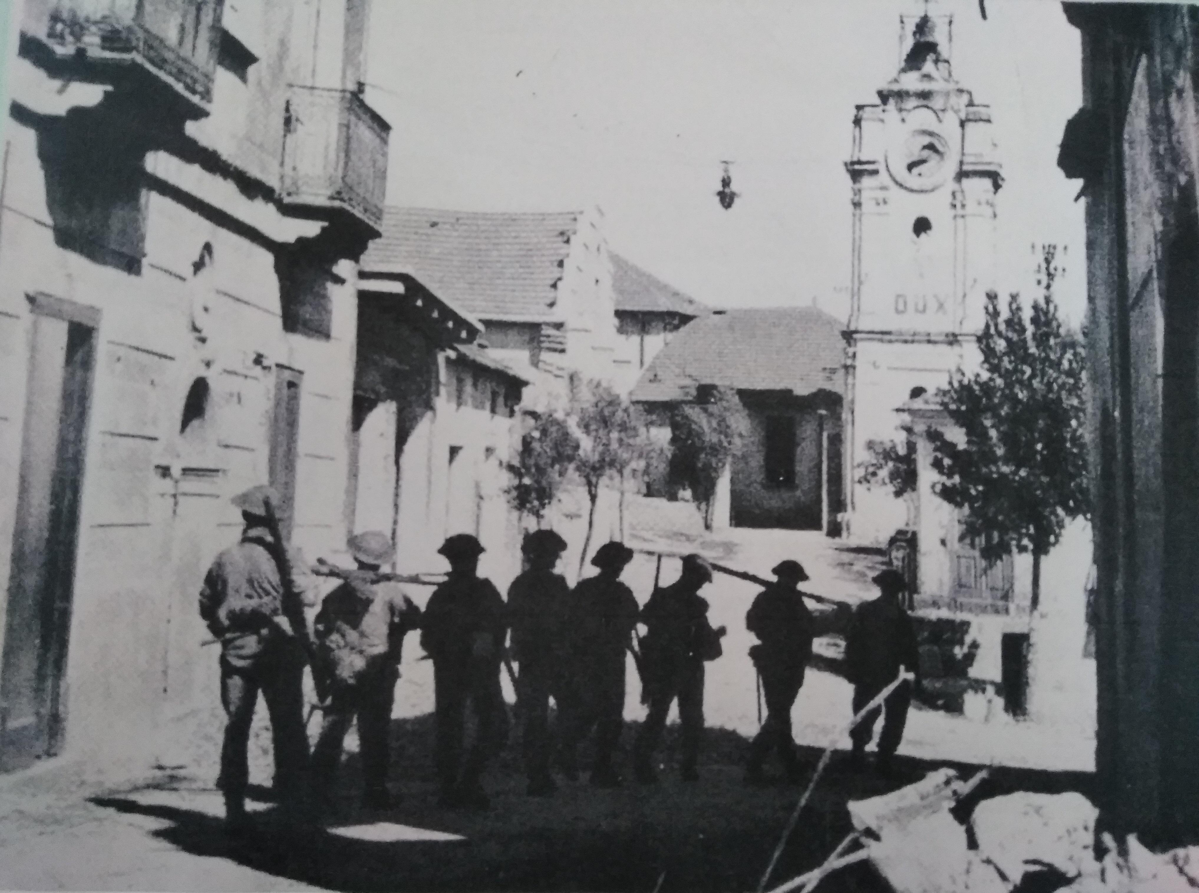 La Torre Civica, Rosarno e il suo simbolo