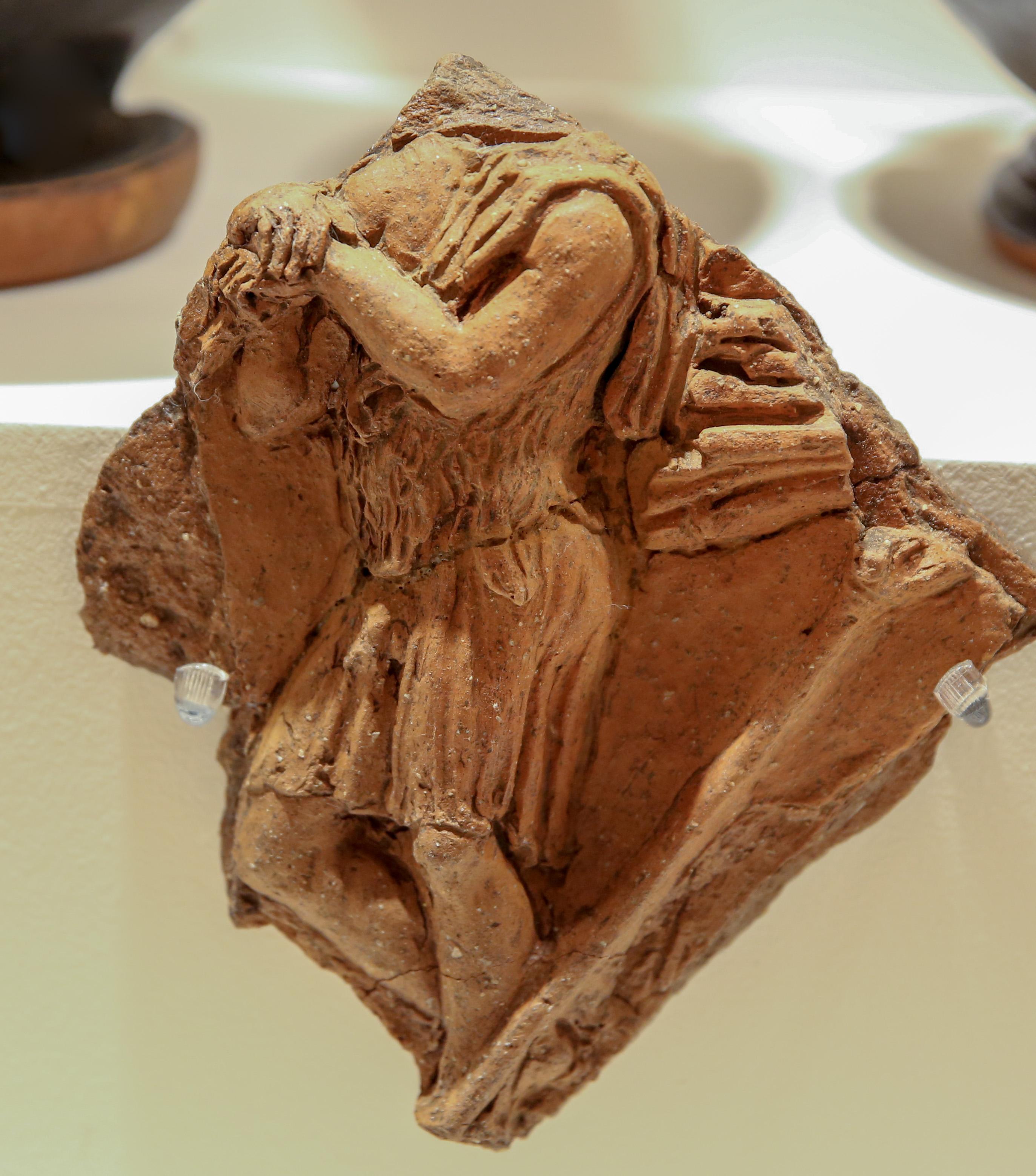 Il patrimonio culturale di Medma e la collezione rosarnese di Giovanni Gangemi